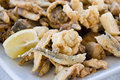 Mixed Fried Fish Stock Images - 26756344