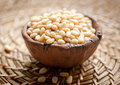 Pine Nuts Royalty Free Stock Photo - 26765865
