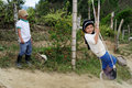Swing In Colombia Stock Photos - 26773663
