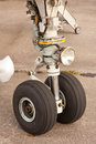 Aircraft Wheel Stock Images - 26778854