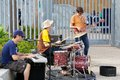 Buskers Royalty Free Stock Photography - 26781887