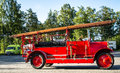 Old Fire Truck Royalty Free Stock Photography - 26782747