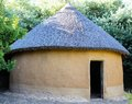 Old African Traditional Hut Royalty Free Stock Photography - 26792977