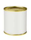 Tin Can Royalty Free Stock Photography - 26793097