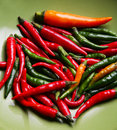 Red Hot Chilli Peppers Stock Image - 2681151