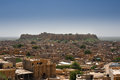 Jaisalmer - Fortress City Royalty Free Stock Images - 26815949