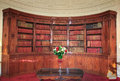 Books In Library In The Élysée Palace Royalty Free Stock Photography - 26850247