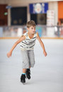 Little Skater Royalty Free Stock Image - 26857086