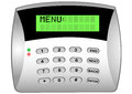 The Panel Of The Security Alarm System Stock Photos - 26860943