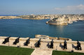 Malta Grand Harbour Royalty Free Stock Photos - 26876258