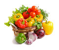 Italian Pasta With Vegetables Royalty Free Stock Image - 26890476