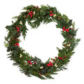 Christmas Wreath Stock Images - 26890984
