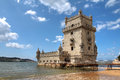 Belem Tower, Lisbon, Portugal Royalty Free Stock Photography - 26899077