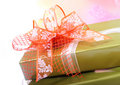 Gifts Boxes Royalty Free Stock Photo - 2692145