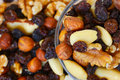 Mixed Nuts And Dried Fruits Royalty Free Stock Image - 26908386