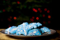 Hanukah Cookies Stock Images - 26915184