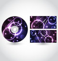 Cd Disk Packing Design Template Royalty Free Stock Photo - 26920695