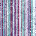 Seamless Striped Vintage Pattern Royalty Free Stock Photography - 26921547