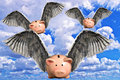 When Pigs Fly Stock Image - 26955151