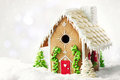 Gingerbread House Royalty Free Stock Photography - 26967807