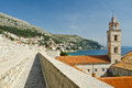 Amazing Dubrovnik Defensive Wall Stock Photography - 26983912