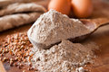 Buckwheat Flour Stock Image - 26986831