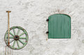 Farmer S House Wall Stock Images - 26990424