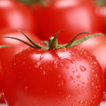 Closeup Of A Tomato Royalty Free Stock Images - 26993329