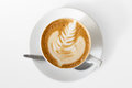 Artisan Coffee On White. Royalty Free Stock Image - 26996146