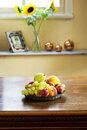 Fruit Plate Royalty Free Stock Image - 26996676