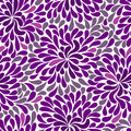 Repetitive Violet Pattern Stock Photo - 27005060