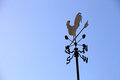 Weather Vane Rooster Stock Photos - 27050433