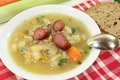Fresh White Cabbage Stew Royalty Free Stock Images - 27052229