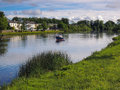 Irish River Scene Royalty Free Stock Image - 27053896