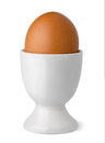 Egg In Cup Royalty Free Stock Images - 27056089