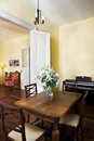 Dining Room Royalty Free Stock Image - 27067196