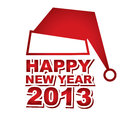 Banner New Year 2013 Stock Images - 27095164