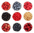 Summer Fruit Collection Royalty Free Stock Photography - 2719817