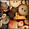 Sewing Buttons Stock Image - 27100311