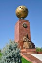 Mother Statue In Tashkent Stock Images - 27108444