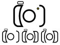 Camera Logo Stock Image - 27114201