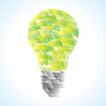 Eco Bulb Royalty Free Stock Images - 27114499