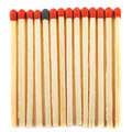 Close Up Of Matches, One With A Different Color Stock Photography - 27122742