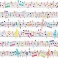 Music Note Sound Texture Royalty Free Stock Photos - 27139438