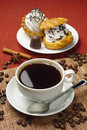 Coffee With Cakes Stock Image - 27139451