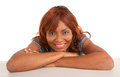 Face Close-up Of A Beautiful African American Lady Royalty Free Stock Image - 27145316