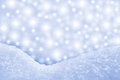 Detail Of Snowdrift And  Sparkling Background Royalty Free Stock Photo - 27148965