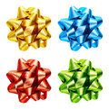 Colorful Bows Royalty Free Stock Photos - 27149608