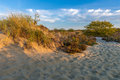 Sand Dunes Stock Images - 27154734