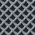 Seamless Metal Grill Royalty Free Stock Image - 27171256